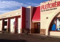FLETCHER'S IN GLENDALE, AZ