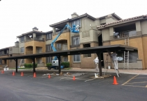 Sienna at Riverview Apartments Exterior Painting 122122