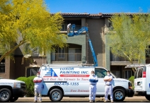 Sienna at Riverview Apartments Exterior Painting - 711 N Evergreen Rd Mesa AZ 85201 12222