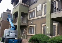 Sienna at Riverview Apartments Exterior Painting - 711 N Evergreen Rd Mesa AZ 85201 12242