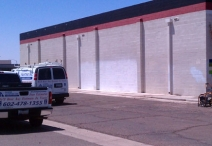 big08 exterior painting commercial business phoenix tempe mesa