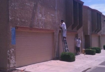 big12 exterior painting commercial business phoenix tempe mesa