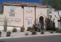 EXTERIOR HOUSE PAINTING IN AHWATUKEE, AZ 22